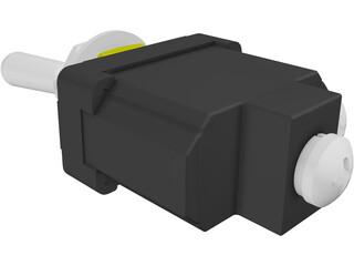 Toggleswitch 3D Model