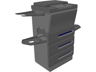 Copier Xerox 3D Model