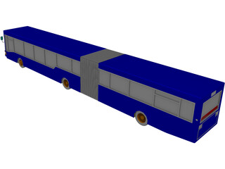 MAN Bus NG272 3D Model