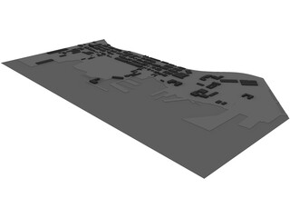 San Francisco Bay 3D Model