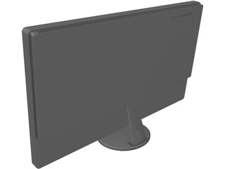 Monitor 27 inch 3D Model
