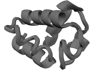 ACP Protein 3D Model