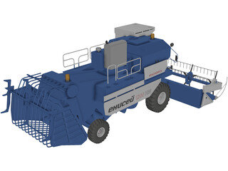 Yenisei 1200 HM 3D Model