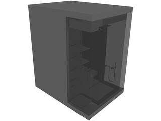 Bathroom 3D Model