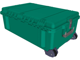 Pelican iM2950 Case 3D Model