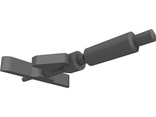 Depth Micrometer 3D Model