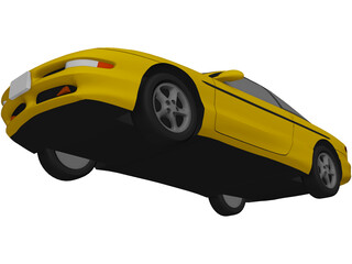 Ford Probe GT 3D Model