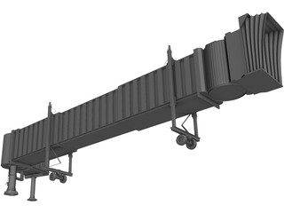 Flight-Line SkyWalk 3D Model