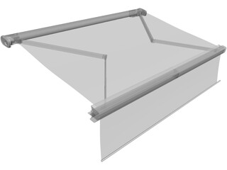 Awning 3D Model